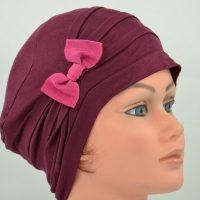 turban-chimiothérapie-radiotherapie-cancer-femme-rayon